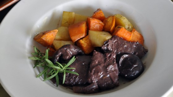 Photo of Braised Venison with Rosemary and Shiitake by RUTHWARD