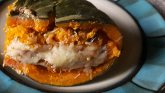 Photo of Baked Stuffed Winter Squash by AJNYC