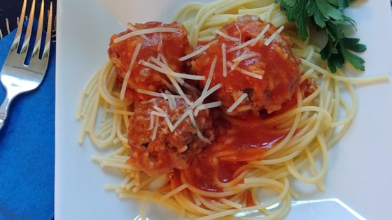 Photo of Grandma's Porcupine Meatballs in the Instant Pot® by Helen Sieber