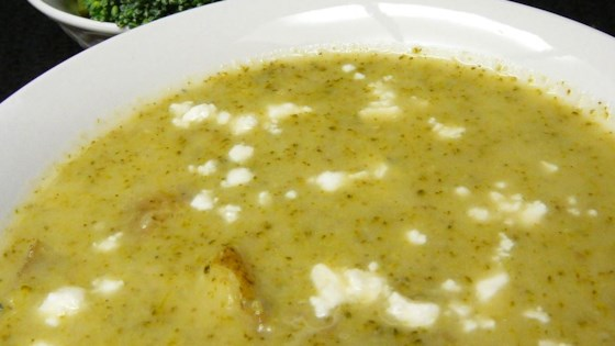 Photo of Broccoli and Stilton Soup by Ann Maksymiw