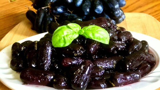 Photo of Balsamic Roasted Grapes by Olivia