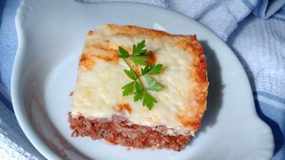 Photo of Keto Lasagna by Bren