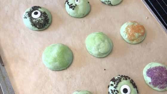 Photo of Vegan Cake Mix Cookies  by Emily Rosado