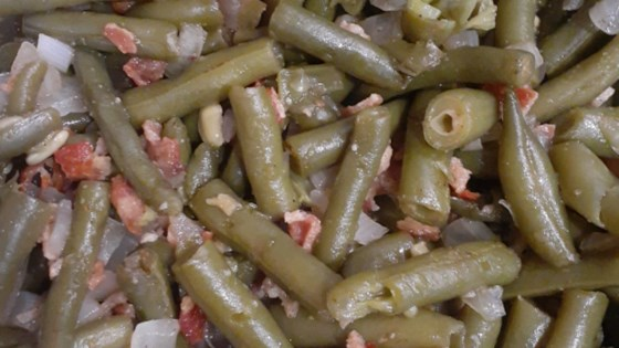 Photo of Spicy and Sweet Green Beans by Debbie Kumanchik