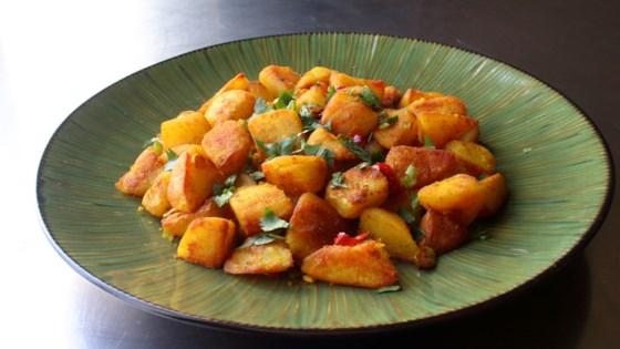 Photo of Bombay Breakfast Potatoes by Chef John