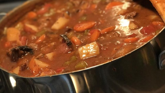 Photo of Apple Cider Beef Stew by CHARLESTONCSA