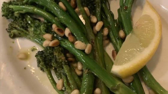 Photo of Italian-Style Broccoli Rabe by Brian Genest