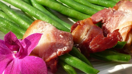 Photo of Bacon Bean Stalks by Taste of Home Test Kitchen