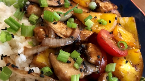 Photo of Chinese Pepper Steak by Kim Wilson