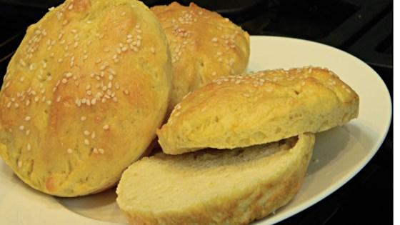 Photo of Gluten-Free Hamburger Buns by Erron