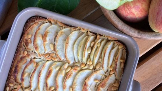 Photo of Cassava Flour-Apple Cake by Buckwheat Queen