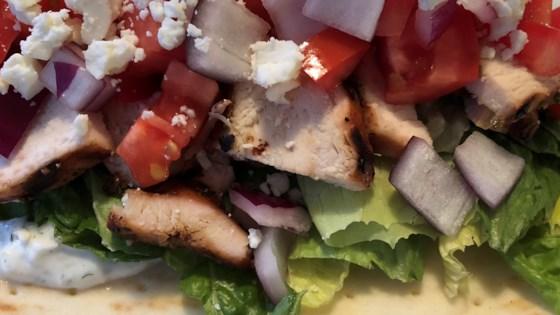 chicken souvlaki gyro style review by saveur