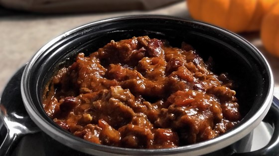 Photo of Instant Pot® Fall Chili by Christy Boston's Kitchen