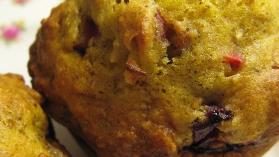 Photo of Cranberry Persimmon Bread by Chez Christine