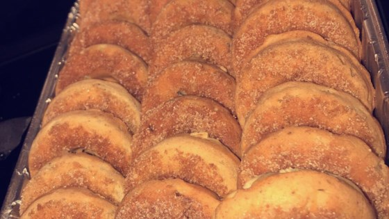 Photo of Baked Apple Doughnuts by summer
