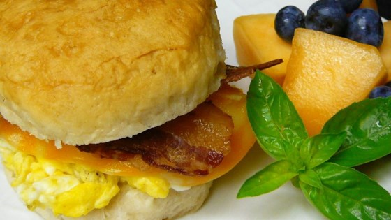Breakfast Biscuits Recipe