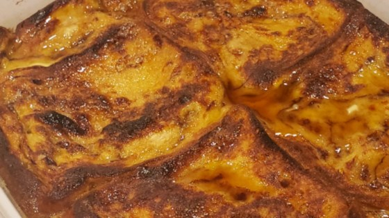 Photo of Overnight Apple Cinnamon French Toast by CALJAKE