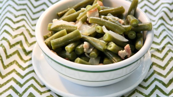 Photo of Grandma Mac's Green Beans by Jennifer Wilkinson