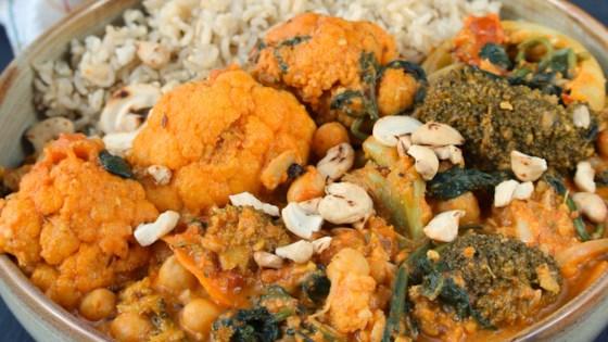 Photo of Instant Pot® Vegan Korma by Buckwheat Queen
