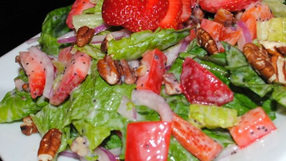 Photo of Strawberry Salad I by Tina
