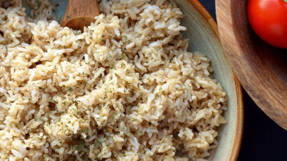 Photo of Instant Pot® Brown Rice by LauraF