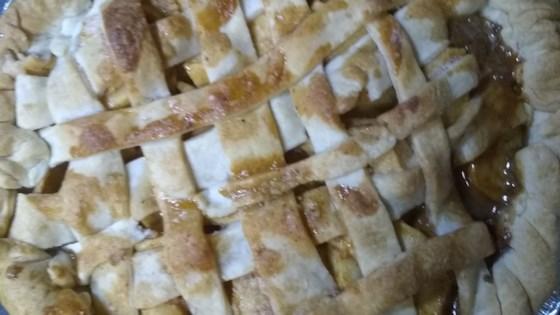 Photo of Dulce de Leche Apple Pie by Lauren Hewitt