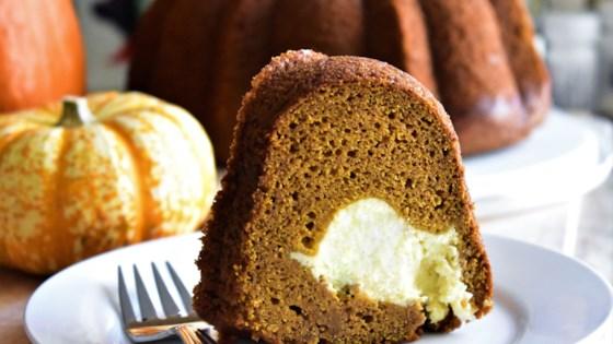 Photo of Pumpkin-Cream Cheese Bundt® Cake by Kim