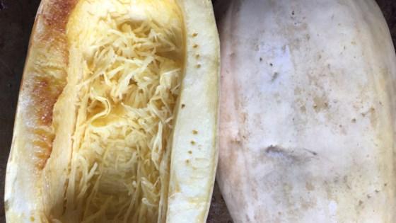 Photo of Baked Spaghetti Squash by barbara