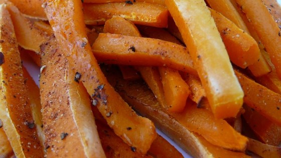 Photo of Butternut Squash Cajun Fries by Occasional Cooker