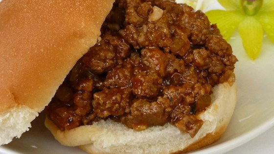 Photo of Neat Sloppy Joes by AUNT MAMIE