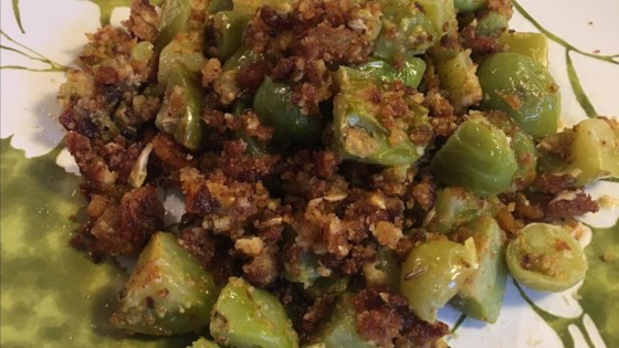 Photo of Fried Green Tomatoes without Cornmeal by Penelope M