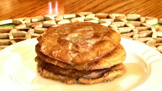 Photo of Air Fryer Keto Pumpkin Pancakes by Yoly
