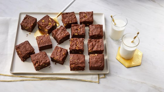 Photo of Ghirardelli One-Bowl Flourless Brownies by Ghirardelli