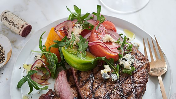 Photo of Grilled Tuscan Rib Steak by Chateau Ste Michelle