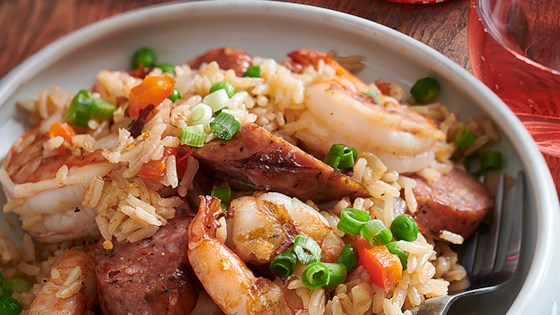 Photo of Cajun-Style Rice Pilaf by Chateau Ste Michelle