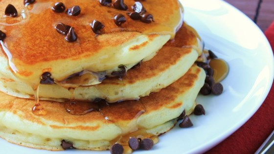 Photo of Chocolate Chip Pancakes by Julianne  Johnson