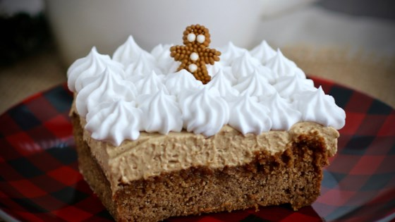 Photo of Gingerbread Cheesecake Bars by My Hot Southern Mess