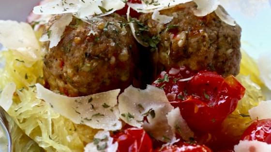 Photo of Keto Italian Turkey Meatballs by My Hot Southern Mess