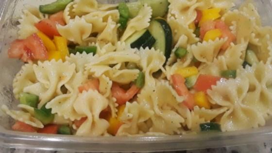 Photo of Easy Italian Pasta Salad by slopez5084
