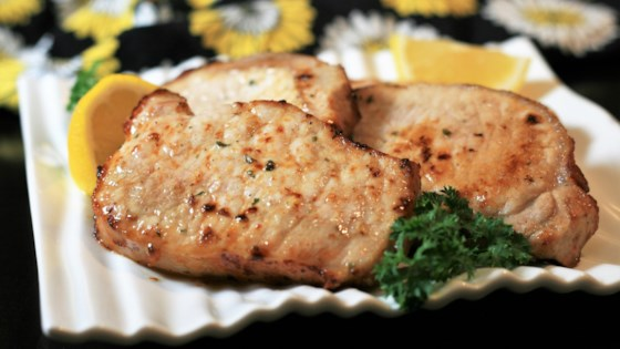 Photo of Air Fryer Ranch Pork Chops by France C