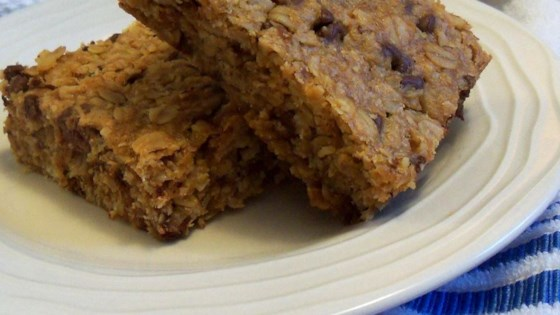 Photo of Oatmeal Peanut Butter Bars by Karen Heise