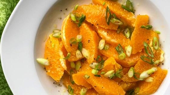 Photo of Sicilian Blood Orange Salad by Rochelle Brooks Thompson