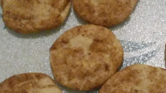 Photo of Cinnamon Sugar Butter Cookies I by Stephanie