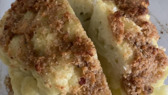 Photo of Baked Whole Cauliflower by Ariela