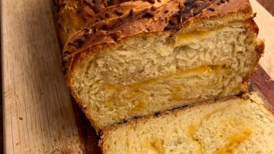 Photo of Braided Pumpkin-Cheese Bread by Diana71