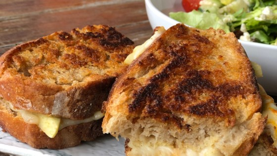 Photo of Pumpkin Bread Grilled Cheese Sandwiches by Diana71