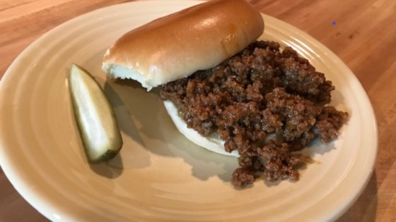 Photo of Comforting Sloppy Joes by Dee Cee Jay