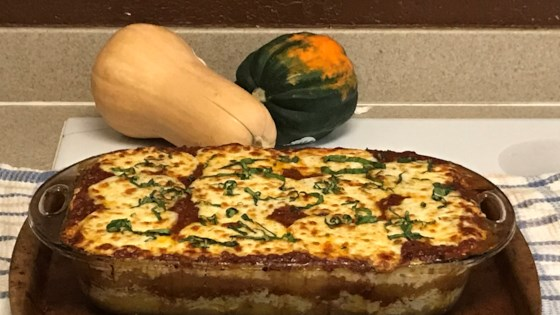 Photo of Best Spaghetti Squash Lasagna by Shantelle