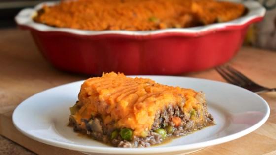 Photo of Sweet Potato and Venison Shepherd's Pie by Kim