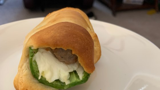 Photo of Jalapeno Popper Pigs in a Blanket by thedailygourmet